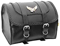 Willie and Max Black Magic Max-Pax Tour Trunk Bag - 13in.W x 9-1/2in.H x 10in.D