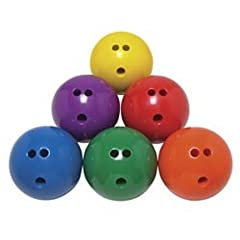 Buy Cosom 3 lb Bowling Ball (Set of 6) by Cosom