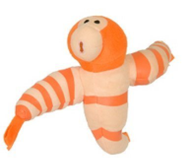 "Plush Cloudy with a Chance of Meatballs 2 Foodimal ~13"" Shrimpanzee"