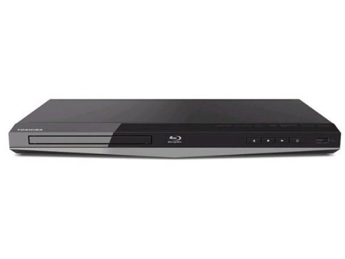 Toshiba BDX2300 Blu-ray Player (Black)