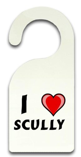 personalised-door-hanger-sign-with-text-scully-first-name-surname-nickname