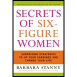 img - for Secrets of Six-Figure Women - Surprising Strategies to Up Your Earnings & Change Your Life (02) by Stanny, Barbara [Paperback (2004)] book / textbook / text book
