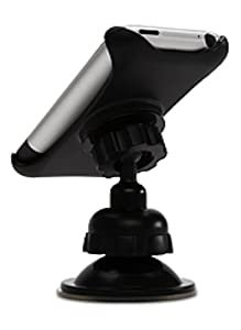 Griffin WindowSeat Windshield car mount for iPhone 3G with iPod touch 1G Adapter and Auxiliary Audio Cable