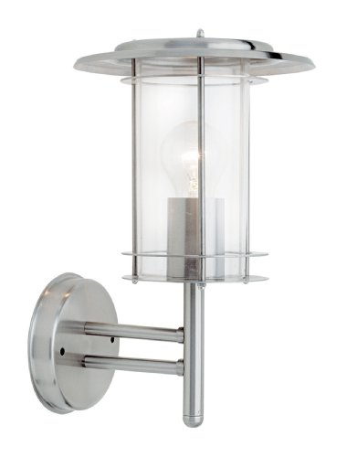saxby-york-60w-polished-stainless-steel-ip44-outdoor-garden-lantern-wall-light
