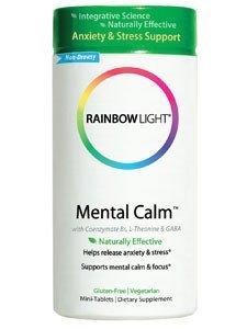 Rainbow Light Busy Brain Release Coenzymate B Tabs