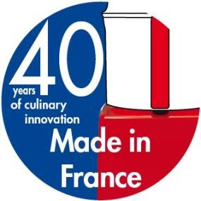 40 years of culinary innovation--Made in France
