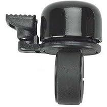 Mirrycle Incredibell Adjustabell 2 Bike Bell Black