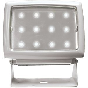 "Brand New Taco Metals - Taco 40 Watt Low Voltage Led Blaster Light White Housing ""Product Category: Electrical/Spot & Flood Lights"""