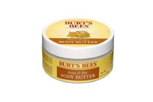 Burt's Bees小蜜蜂 蜂蜜&乳木果保湿身体乳 185g图片