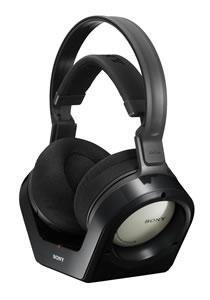 New-900Mhz Wireless Stereo Headphones - Sy-Mdr-Rf925Rk