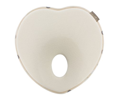 Babymoov Lovenest- Flat-Head Pillow, Ivory