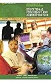 img - for Cabell's Directory Of Publishing Opportunities In Educational Psychology And Administration 2007-2008 (Cabell's Directory of Publishing Opportunities ... of Educational Curriculum and Methods) book / textbook / text book