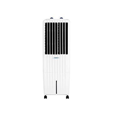 Home Appliances 22 ltrs Tower Air Cooler (White)
