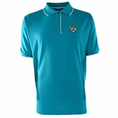 Jacksonville Jaguars Elite Polo Shirt by Antigua
