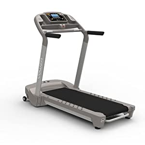 Yowza Fitness Osprey Transformer Treadmill with Space Saving Design by Yowza Fitness