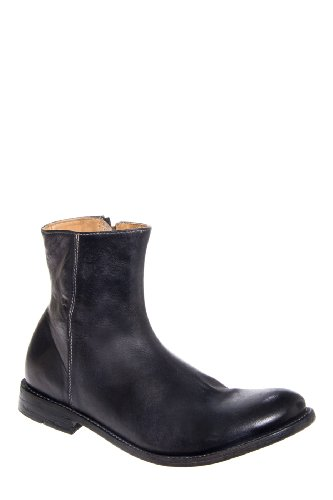 Bed|Stu Men's Offbeat Low Heel Ankle Boot
