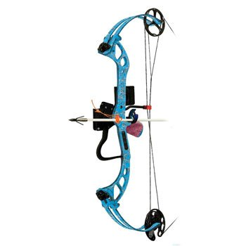 PSE Wave Left Hand Bowfishing Package, 40-Pound, Reaper H2O