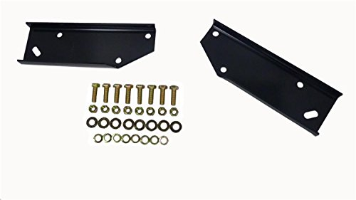 Fey 93800 Direct Fit Mounting Kit for Fey DiamondStep Universal Bumpers (Bumper sold separately) (Dodge Dakota 2000 Bumper compare prices)