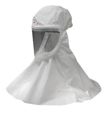 3M Small/Medium Economy Hood For 3M Versaflo Powered Air Purifying and Supplied Air Respirator Systems - 20 EA
