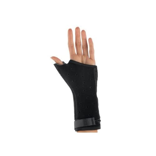 2363076 Brace Wrist Long Thumb Spica Right XS Exos Black sold indivdually sold as Individually Pt# 230-32-1111 by DJO, Inc sale off 2015