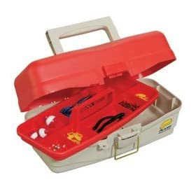 "Plano ""Take Me Fishing"" Tackle Box with Tackle"