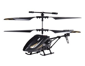 3-Channel RC Helicopter with Gyroscope and Light