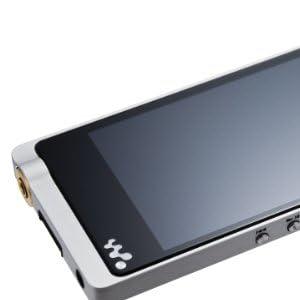 【ウォークマンZX1 対応】 ハイレゾ 対応 GRAMAS EXTRA Glass for Walkman ZX1 GEXZX1-NB  0.33mm液...