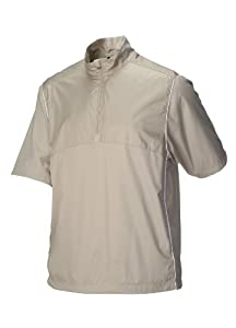 Greg Norman Short Sleeve Jacket Taupe Small
