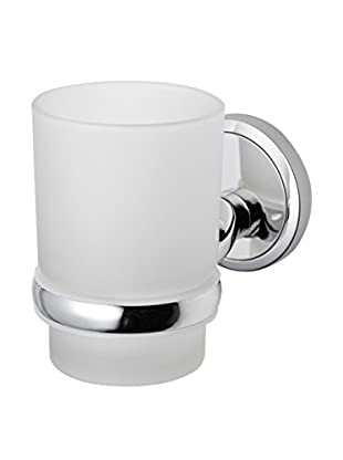 Bisk Vaso Baño Seduction Bf Tumbler cromo