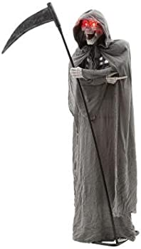 6 ft. Animated Grim Reaper w/Sound and Light Effects