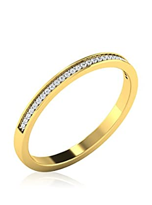 Friendly Diamonds Anillo FDPXR7409Y (Oro Amarillo)