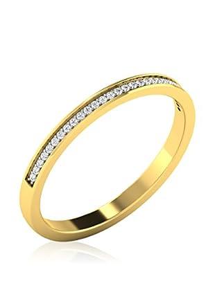 Friendly Diamonds Anillo FDPXR7409Y (Oro Amarillo)