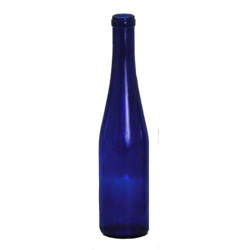 375 ml Cobalt Blue Stretch Hock Bottles, 24 per case (375 Ml Bottles compare prices)