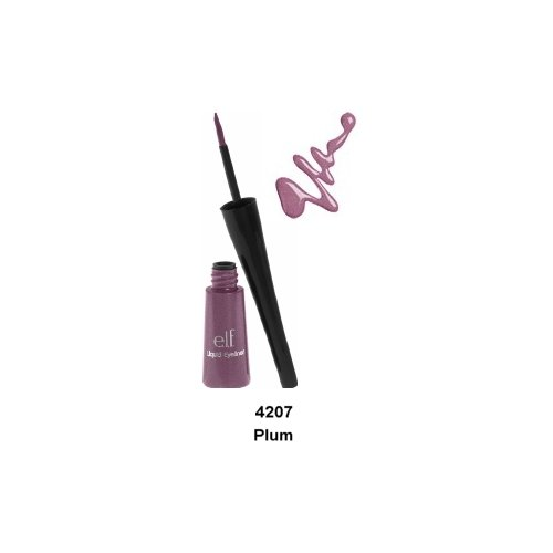 e.l.f. Essential Liquid Eyeliner Plum