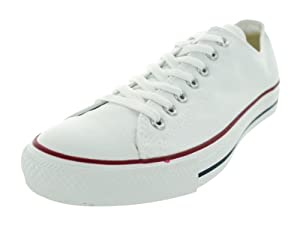 Converse Chuck Taylor All Star Lo Top Optical White 4.5