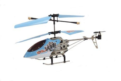 Tokyo Marui SWIFT IRC Helicopter K-ON (Blue) [Japan]