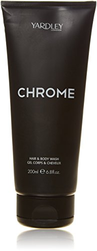 Yardley Chrome Hair & Gel per il Corpo - 200 ml