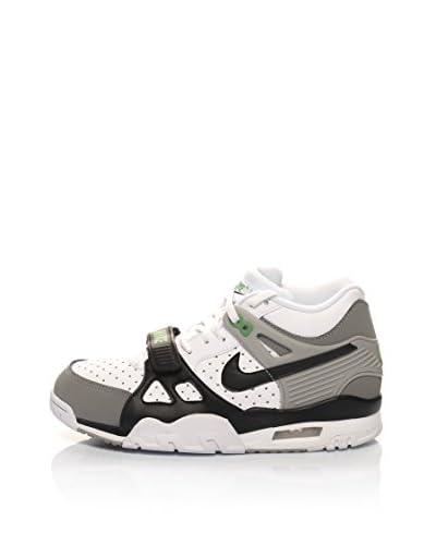 Nike Sneaker Air Trainer 3 (Gs) [Bianco/Grigio]