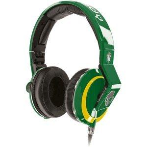 Skullcandy - Nba Mix Master Over-Ear Headphones In Celtics