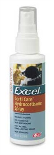 Excel Hydrocortisone Spray, 4 oz