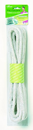 Cheapest Prices! Clover Wrap 'n Fuse Piping 12/32-Inch-by-6-Yards
