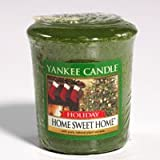 Yankee Candle Votive - Holiday Home Sweet Home