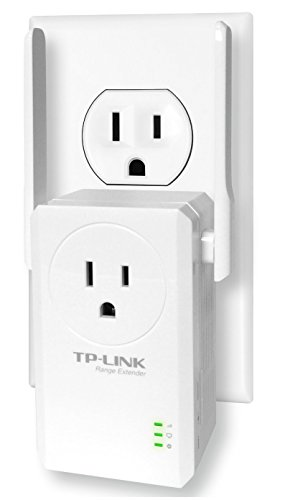 tp-link-n300-wi-fi-range-extender-with-pass-through-outlet-tl-wa860re