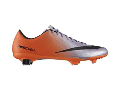 Nike Mercurial Veloce Firm Ground Cleats [Mtlc Mach Prpl] by Nike
