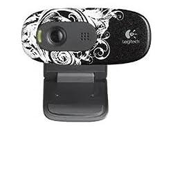 Logitech 960-000688 C260 Webcam  - Dark Fleur