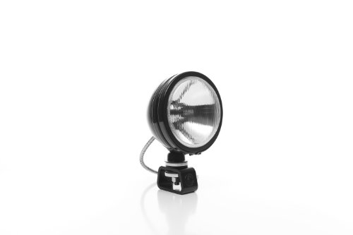 Kc Hilites 1634 Daylighter Black 130W Single Driving Light With Cover