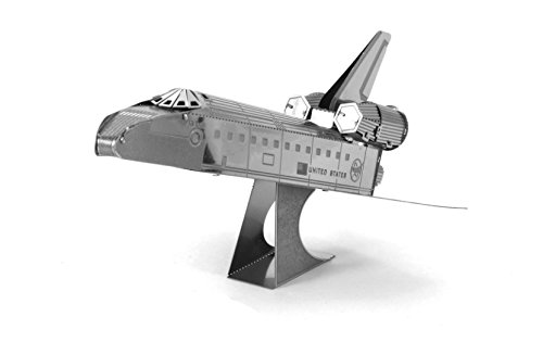 Fascinations Metal Earth 3D Laser Cut Model - Space Shuttle Enterprise