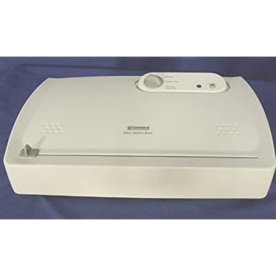 Amazon.com : Kenmore 69043 Ultra Seal N Save Food Sealer Vacuum Sealer