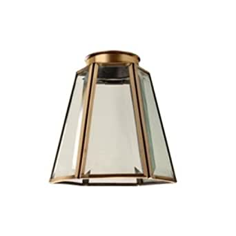 Vanity Lights With Clear Glass : Litex 4-1/4-in Clear Vanity Light Glass - - Amazon.com