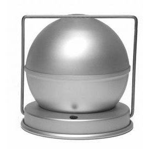 Alan Silverwood Silverwood Spherical Cake Tin - 1lb 4 inch